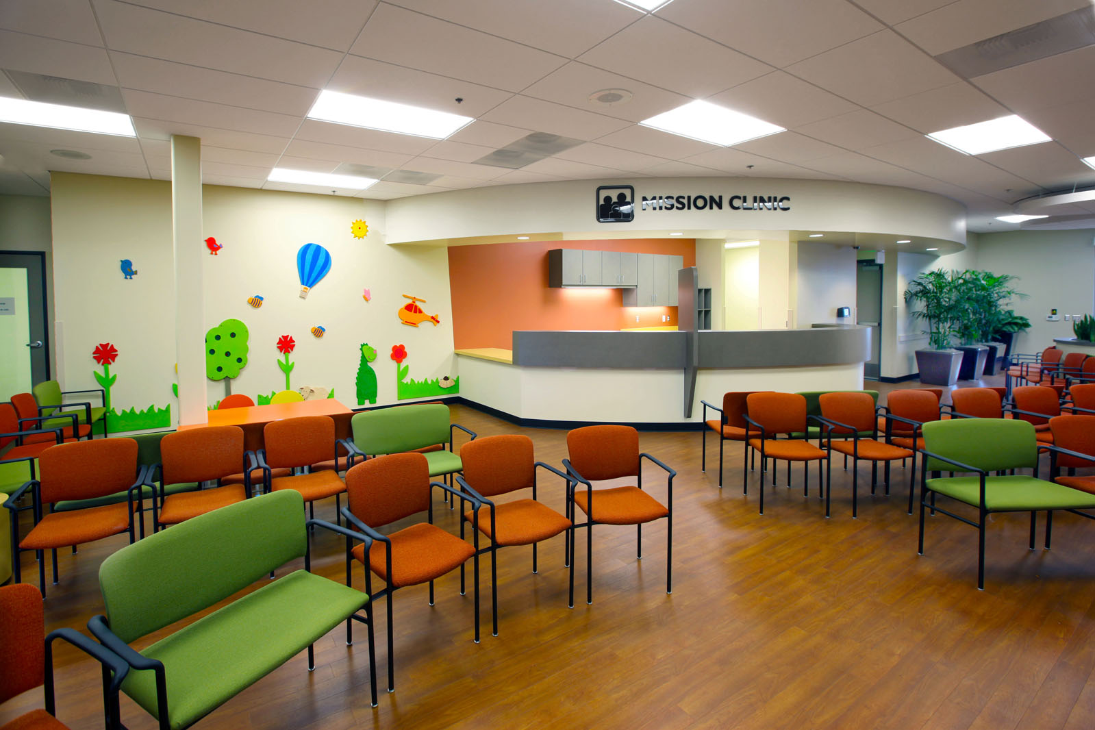 Family Health Centers Of Sango Diamond Project