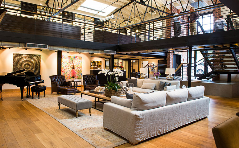 Tenants Weigh Costs Of Cool Lifestyle Space At Work
