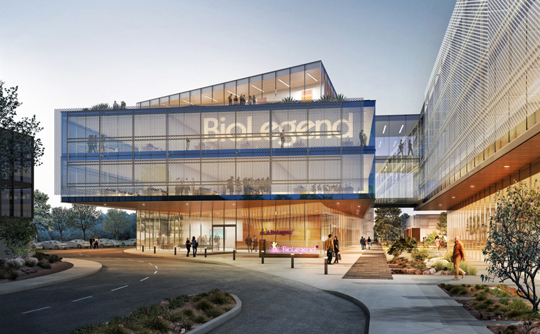 BioLegend Teams Up With Hughes Marino to Build New Headquarters Campus  Hughes Marino San Diego