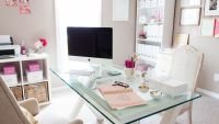 Tips for Adding a Touch of Pink to Your Office - Hughes Marino