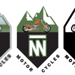 Double N Cycles Logos
