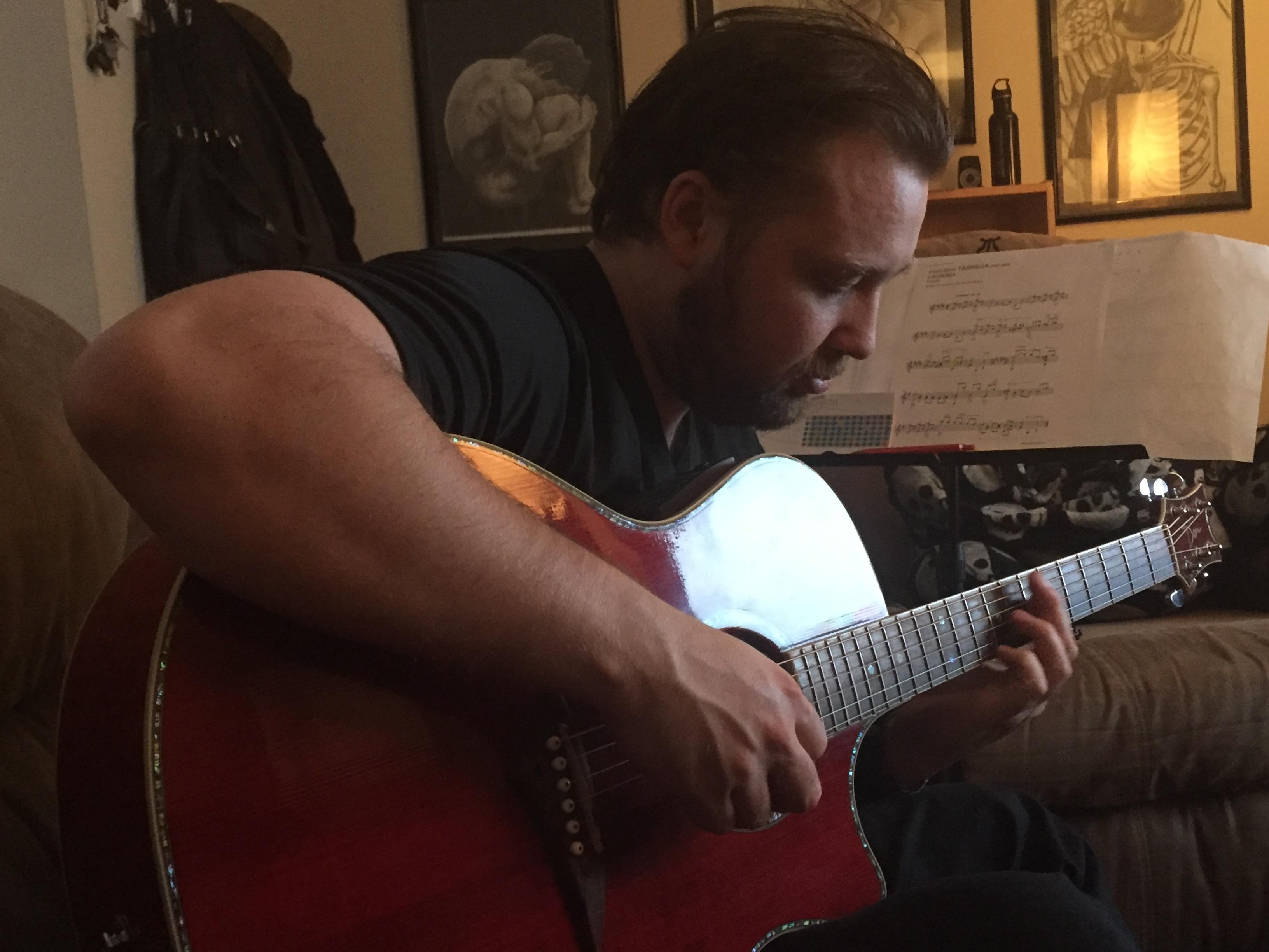 Living Room Guitar Sessions