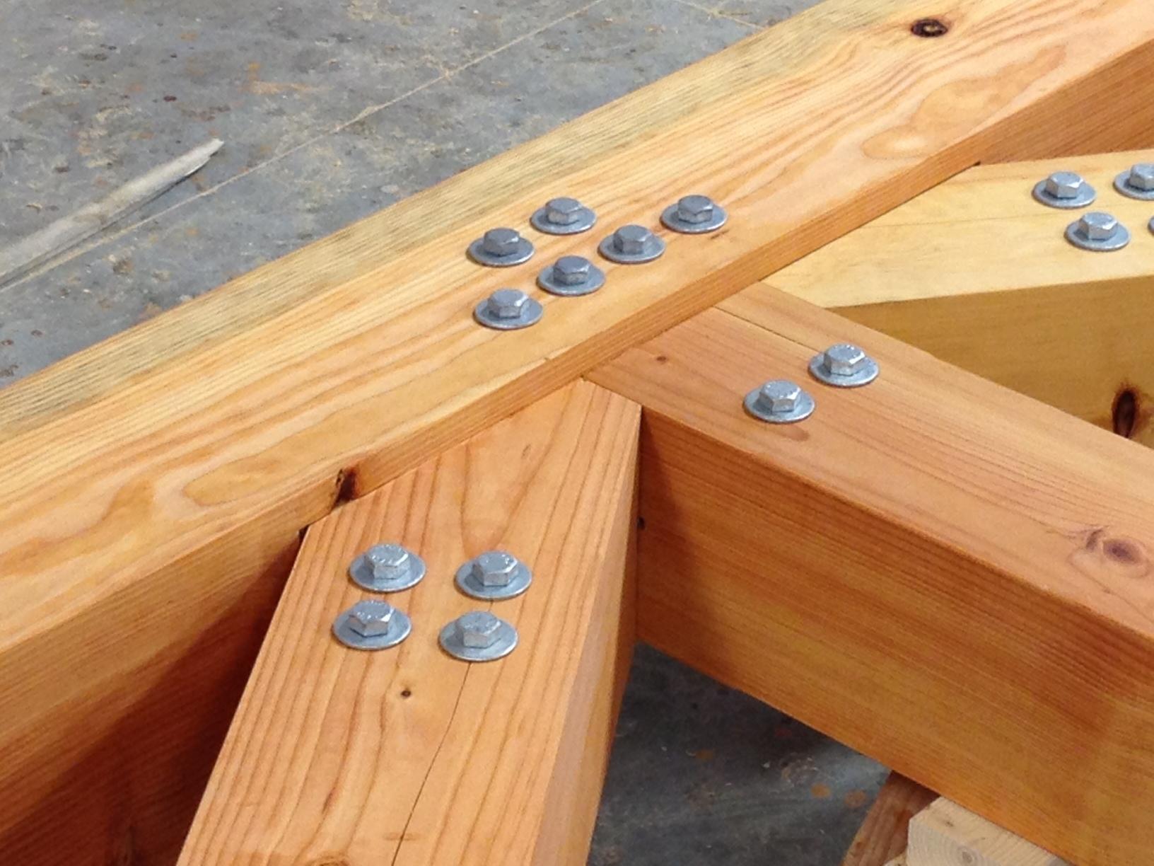 Timber Frame Garage Studio In Berwyn Pa