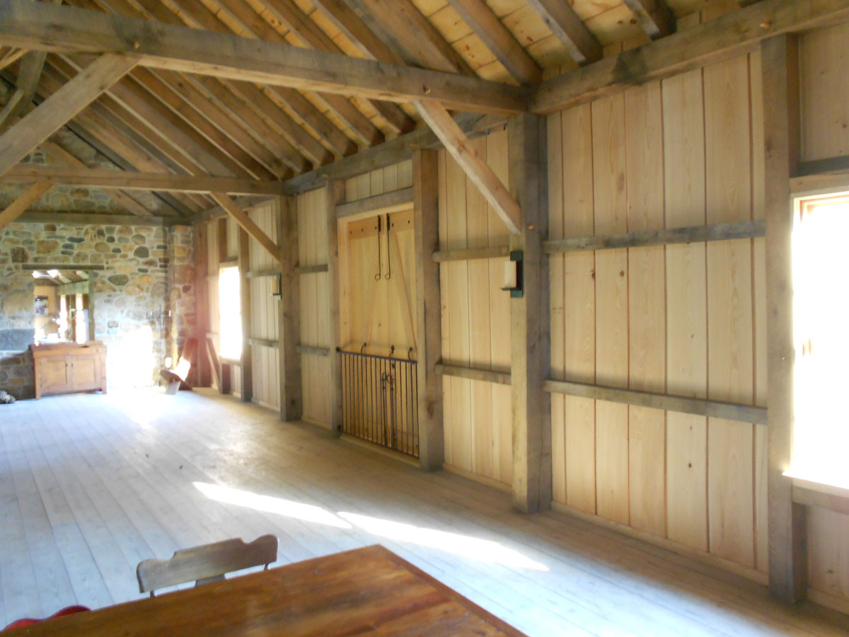 West Chester Barn