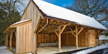 Hugh Lofting - Timber Framing High Performance Building