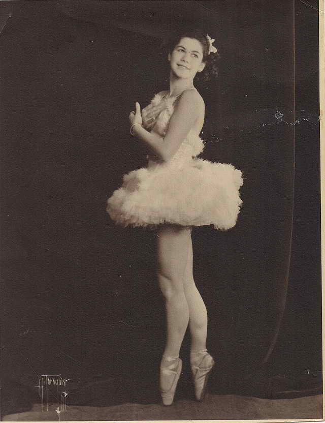 Winner of The 1936 Open Dancing Section at The Great Northern Eisteddfod, held in Auckland NZ