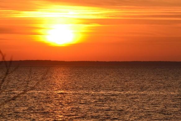 Sunrise at Possum Point