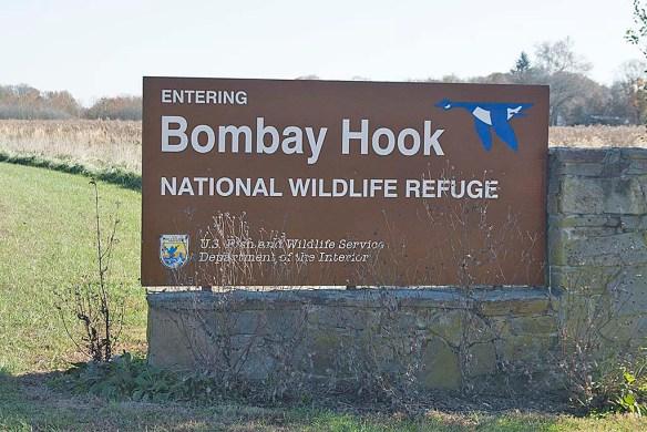 Bombay Hook Entrance