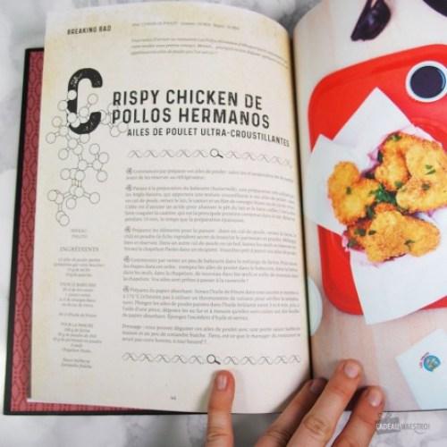 livre-gastronogeek-serie-cultes-cuisine-pour-les-geeks-crispy-chicken