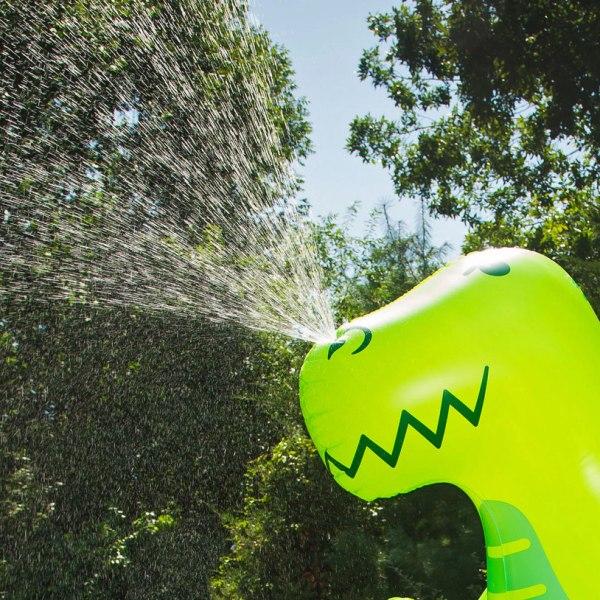 arroseur pour jardin dinosaure géant