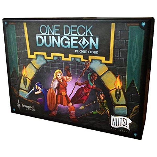 one deck dungeon français jeu a faire a 2 joueurs