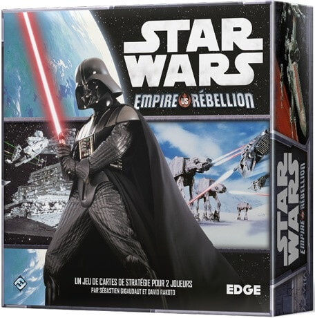 star wars empire vs rebellion jeu de societe a faire a 2
