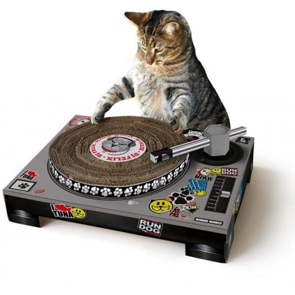 griffoir-pour-chat-dj-platine-vinyle-dj-deck