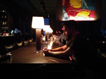 Team Mobile Meetup, Tokyo, 2013 - at the New York bar of the Park Hyatt, where Lost in Translation was filmed.