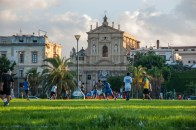 Foro Italico - Palermo, Sicily