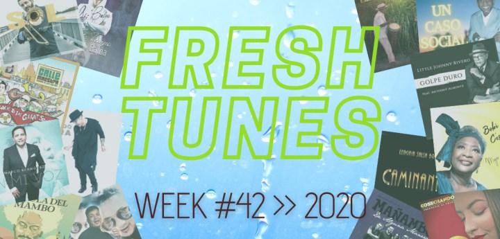 Fresh Tunes — Week 42 > 2020
