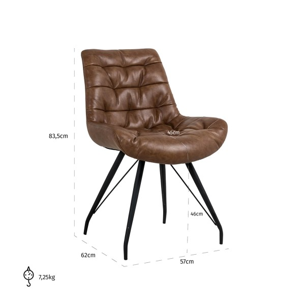 S4414 BROWN -