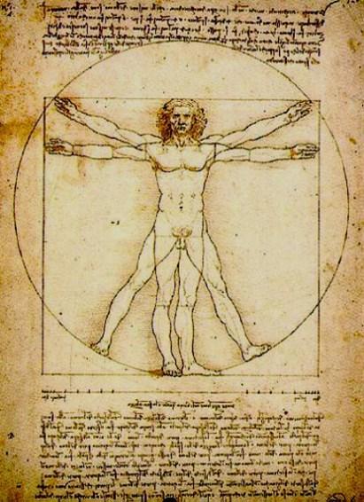 Leonardo Vitruvius