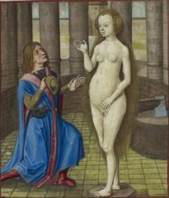Pygmalion og Galatea.