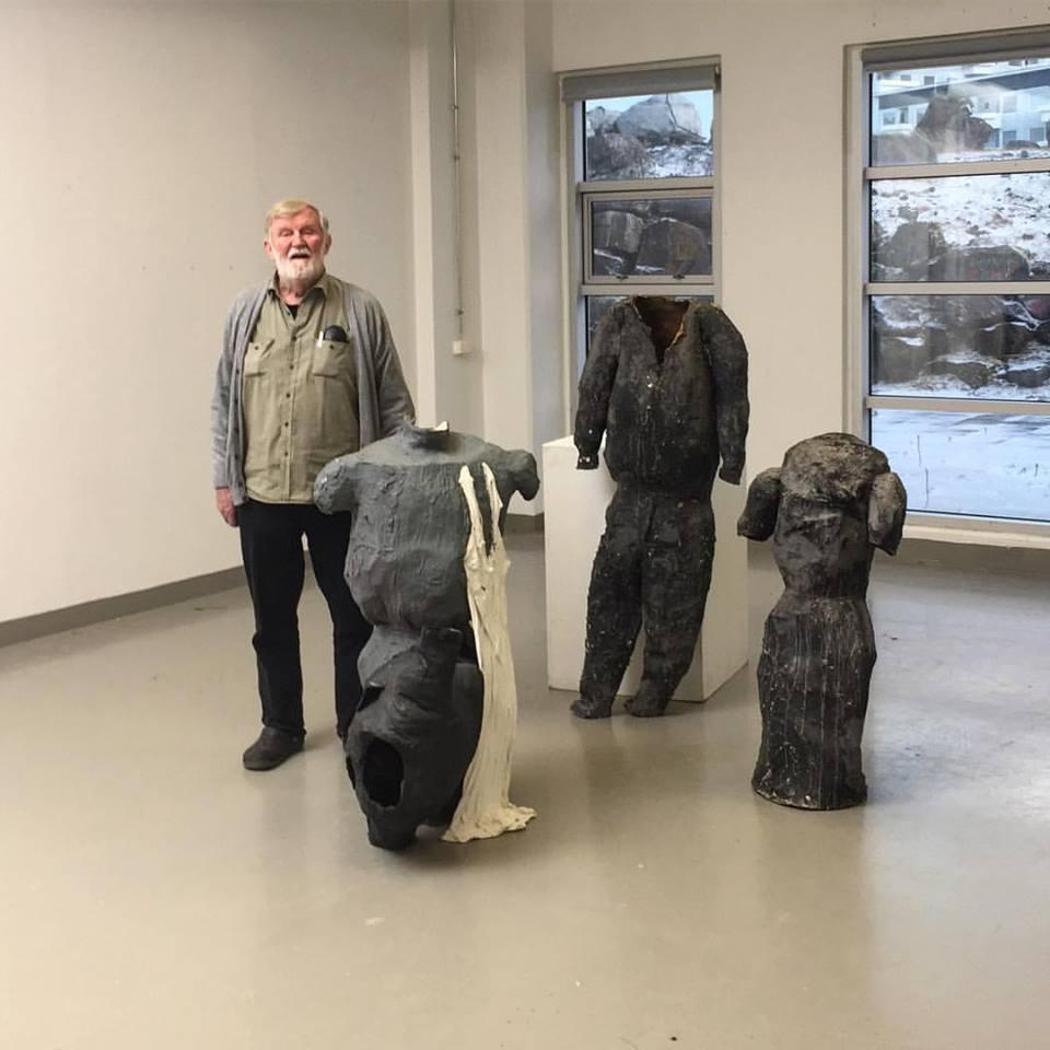 Sýning Magnúsar Pálssonar að Kjarvalsstöðum