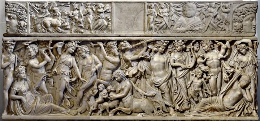 Sigurreið Dionysosar Sarcophagos