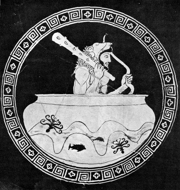 Forngrísk sálarfræði -Aristóteles um svarta gallið