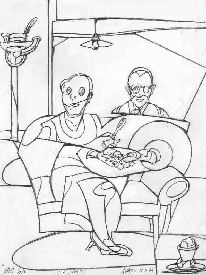 Umberto Galimberti um Freud og Jung