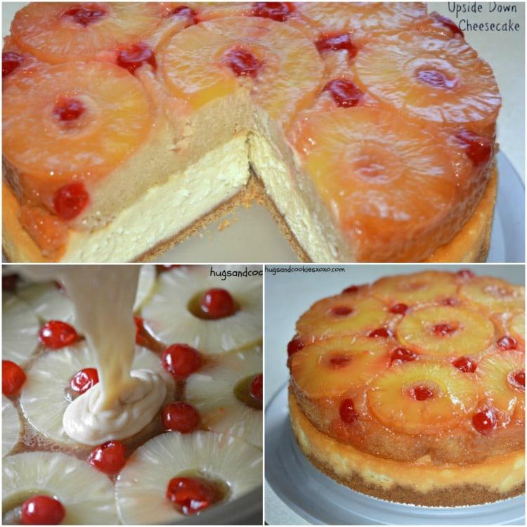 Baking Pineapple Upside Down Cake