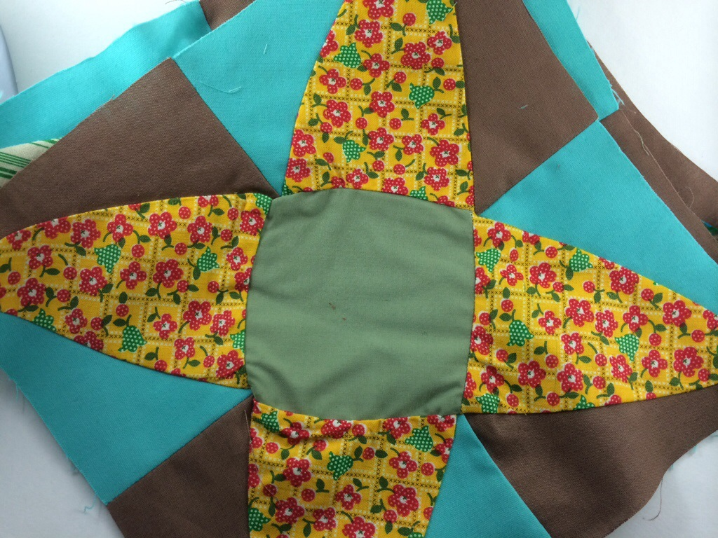Vintage Quilt at Hugs are Fun