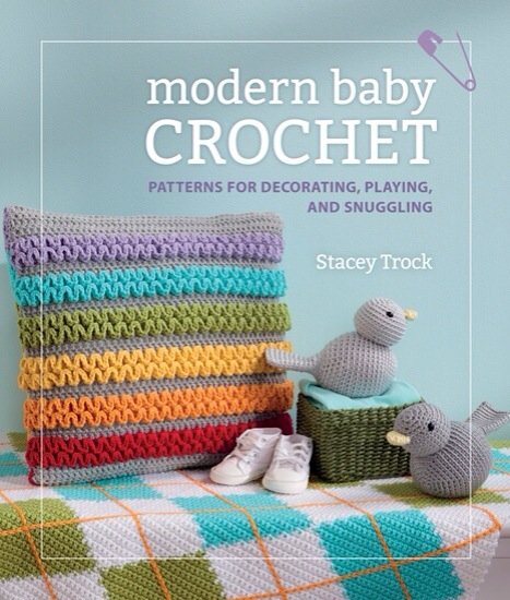 Modern Baby Crochet Book Review by Hugs are Fun