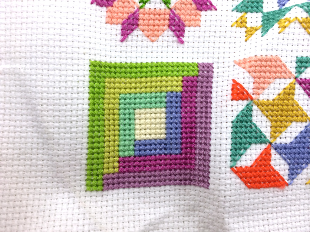 Quilty Stitches Update by Hugs are Fun