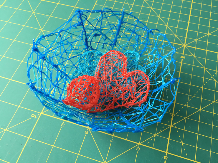 February TSNEM - 3D Doodler from Hugs are Fun