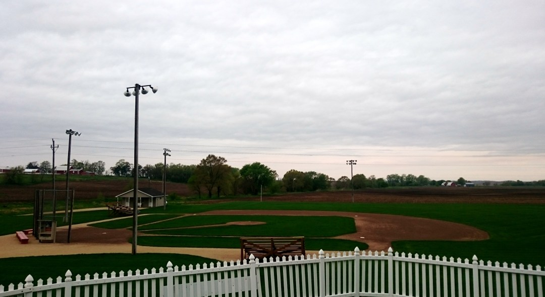 Field of Dreams Baseball Field