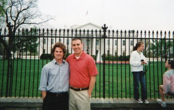 Disposable Picture Sonny Hughey White House