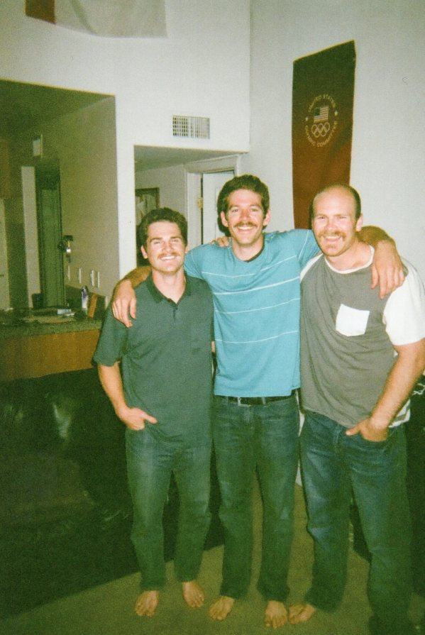 Disposable Picture Sonny Hughey Mustache March