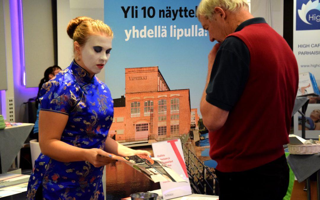 Huikean ja Hurja Median vinkit K50-festareilla menestymiseen