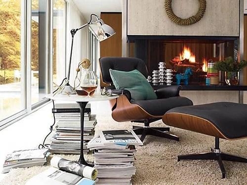 Eames Stoel Lounge.Eames Lounge Chair Xl