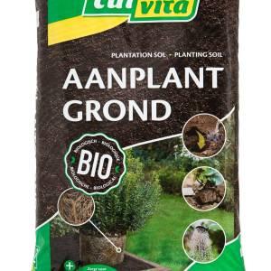 Aanplantgrond Voor tuinplanten, hagen en bomen