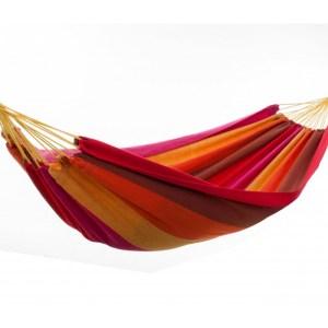 Hangmat Eénpersoons 'Margarita' Sunset - Veelkleurig - 123 Hammock