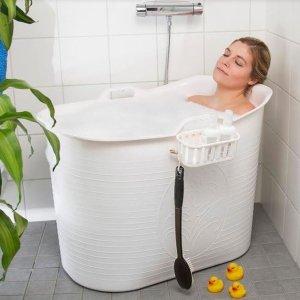 Bath Bucket Mobiele Badkuip   Dé oplossing voor als je thuis geen ligbad hebt