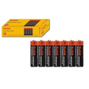 Kodak batterijen 60 stuks - AA of AAA - 60x AA
