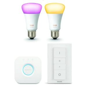Smart Home Uitbreidingspakket Philips Hue Gen3 E27 A19