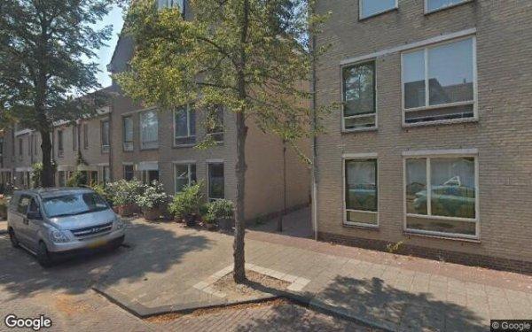Woning aan de Uiterstegracht te Leiden