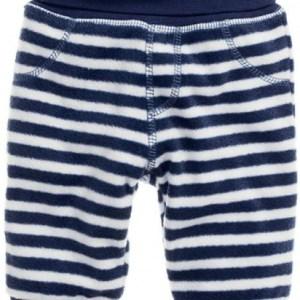 Schnizler broek Maritiem junior polyester navy/wit maat 80
