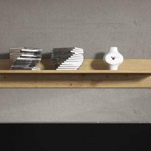 Wandplank NORDO 107 cm artisan eik