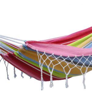 Hangmat Eénpersoons 'Grenada' Orient - Veelkleurig - 123 Hammock