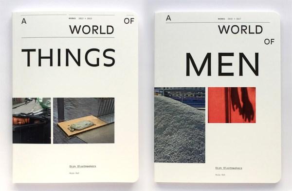 world of things, world of men