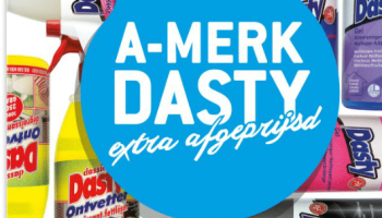 Dasty ontvetter - Huisvlijt