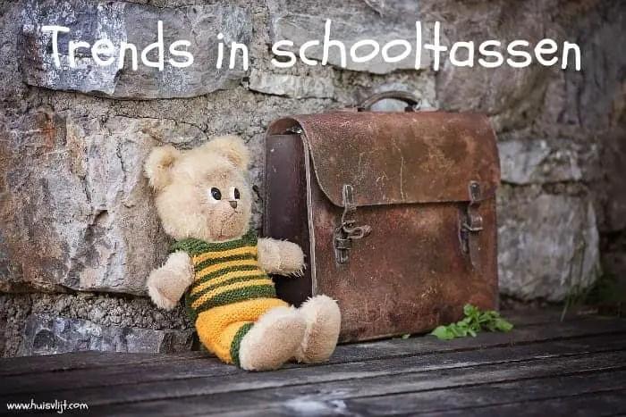 Trends in schooltassen