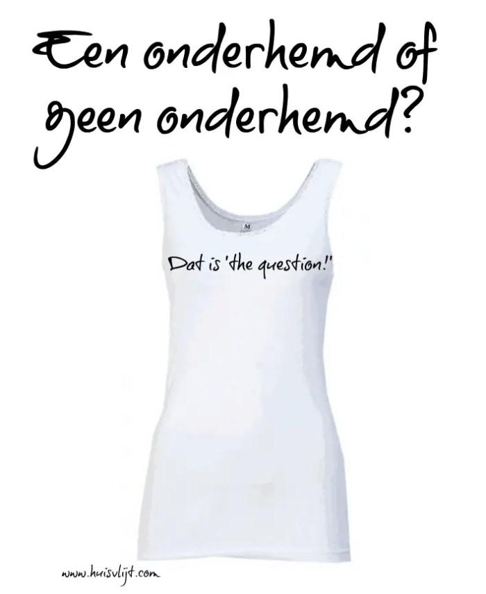 onderhemd